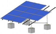 Solar Ground Mounting Components