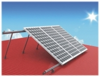 Adjustable Flat Roof Solar Mounting Components